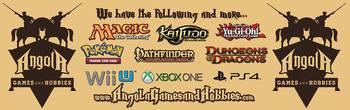 Angola Games and Hobbies LLC